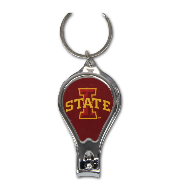 Cover Image For I-State Keychain Nail Clippers