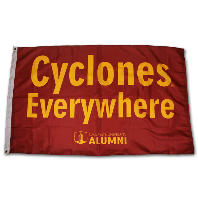 Cover Image For Cyclones Everywhere Flag