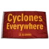 Cyclones Everywhere Flag Image