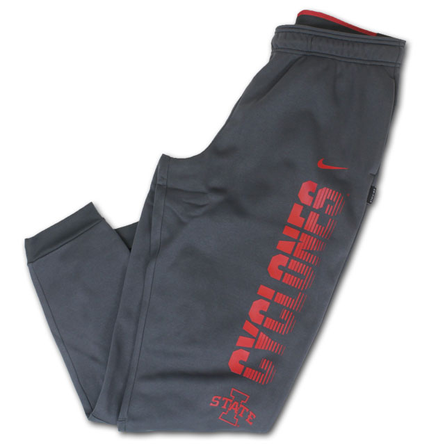 Image For Nike® Charcoal Sweatpants