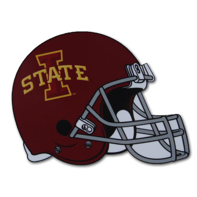 "Image For 6"" I-State Helmet Decal"