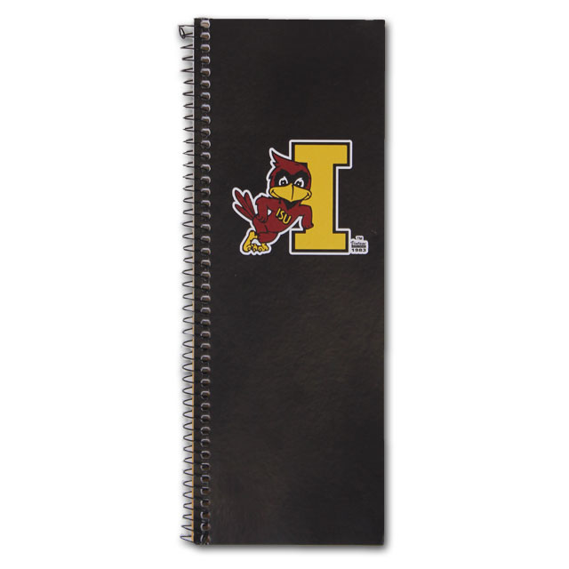 "Image For 11"" x 4"" Leaning Cy Notebook"