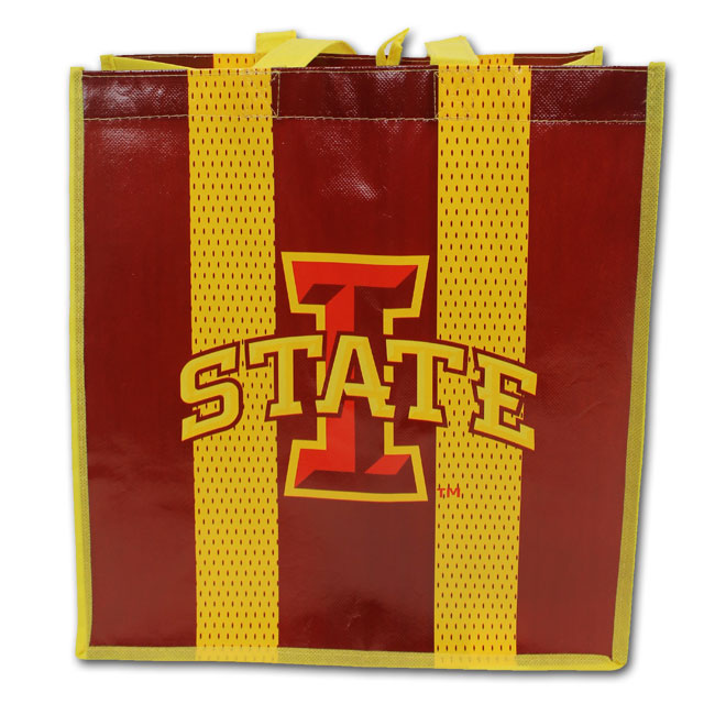 Image For Reusable Iowa State Bag