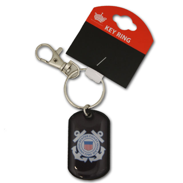 Image For US Coast Guard Key Chain *WAS $5.99