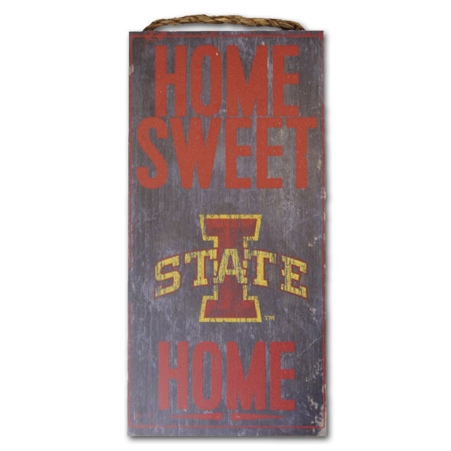 Image For Charcoal Home Sweet Home Sign