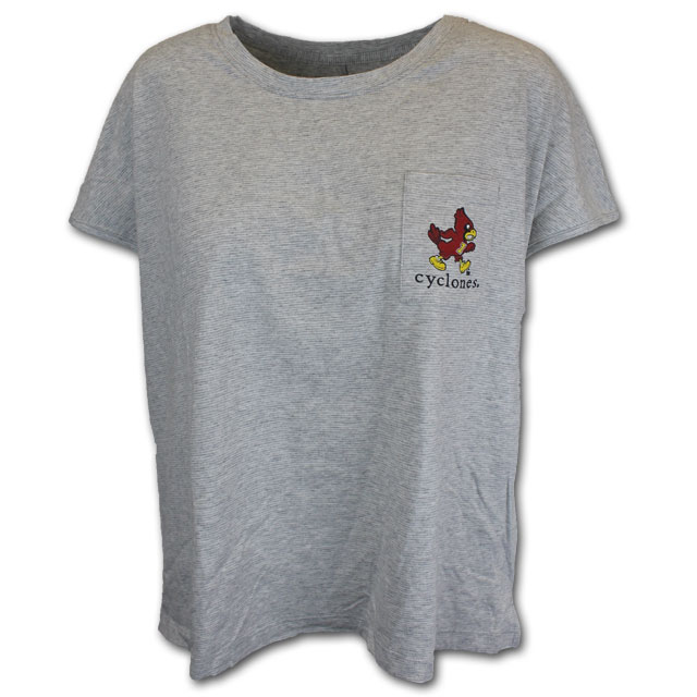 Cover Image For Women's Gray T-Shirt