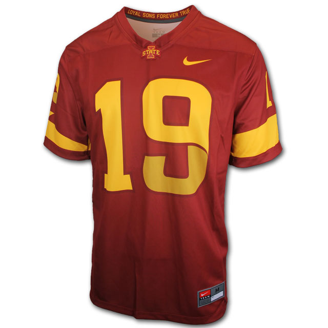Image For Nike® Football Jersey