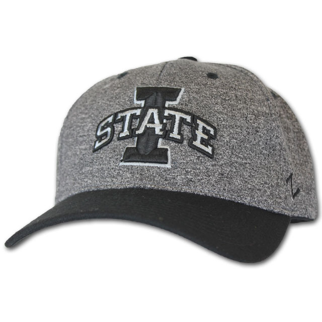 Image For Black/Gray I-State Cap