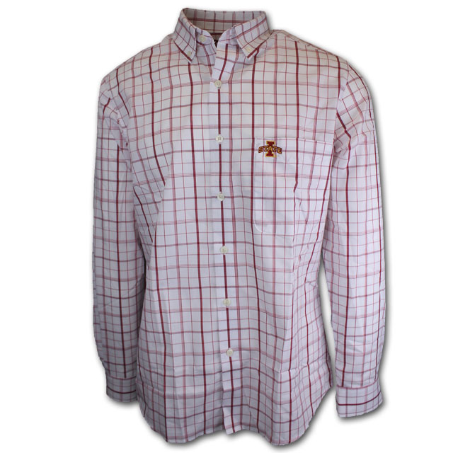 Image For Plaid Button Down