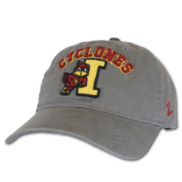 Image For Leaning Cy Hat (Gray)
