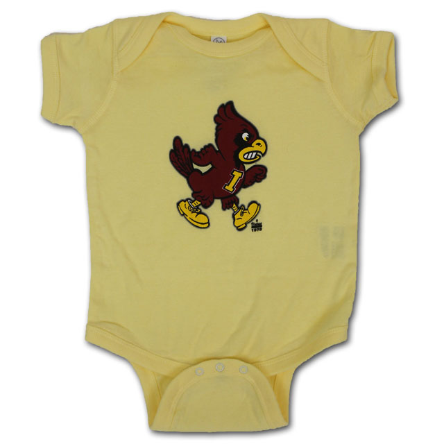 Image For Walking Cy Onesie