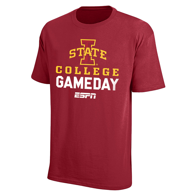 Cover Image For ESPN College GameDay 2019 T-Shirt