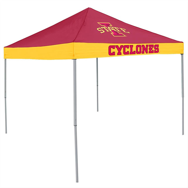 Image For I-State Cyclones Tailgate Canopy Tent