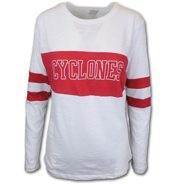 Image For Women's Cyclones Long Sleeve T-Shirt