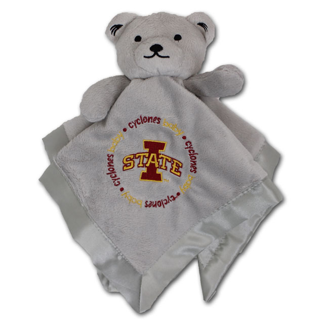 Image For Baby Fanatic® I-State Security Bear