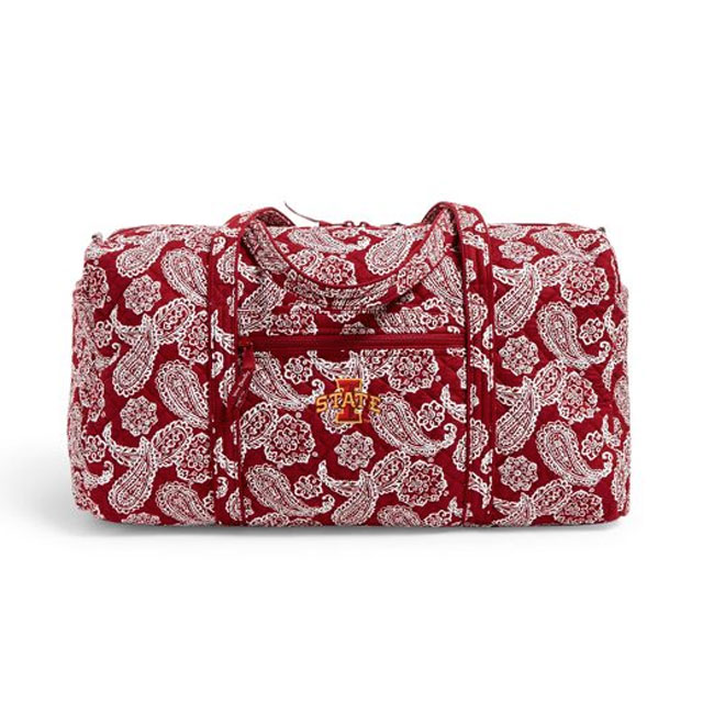 Image For Vera Bradley® Travel Duffel Bag