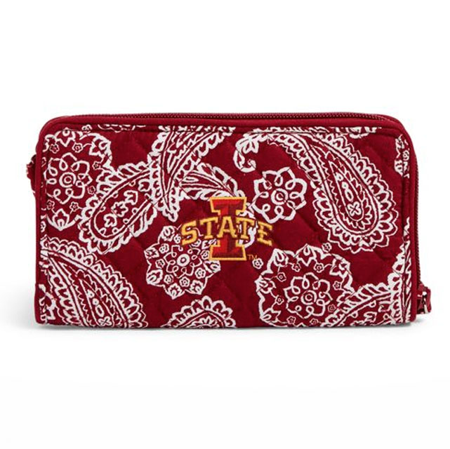 Cover Image For Vera Bradley® Front Zip Wristlet