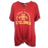 Image for Women's I-State Cyclones Tied Shirt *WAS $32.99