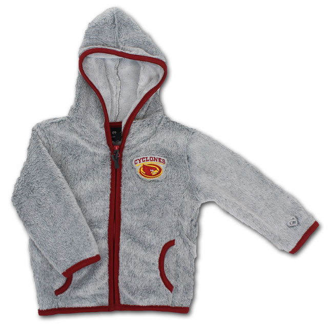 Image For Gray Infant Jacket