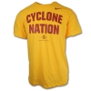 Image for Nike® Cyclone Nation T-Shirt (Gold)