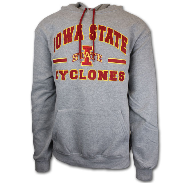 Image For Colosseum® Iowa State Big and Tall Sweatshirt