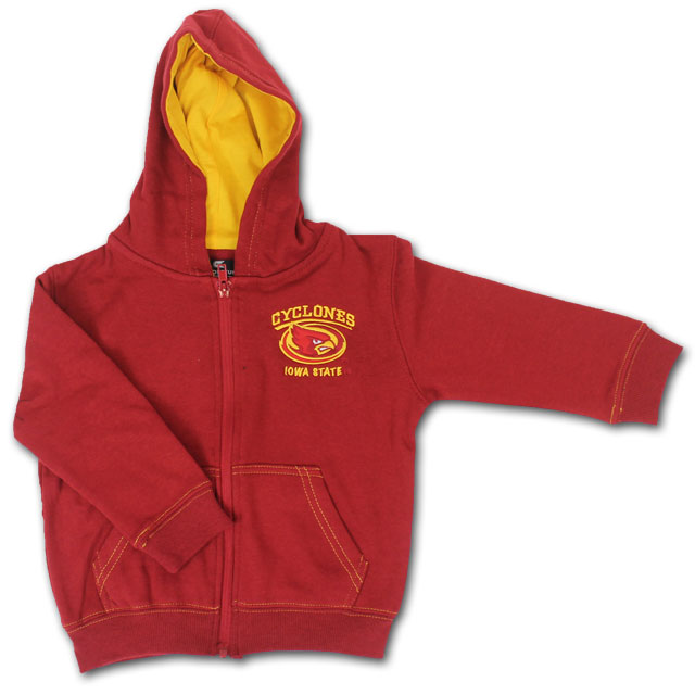 Image For Colosseum® Toddler Full Zip Sweatshirt