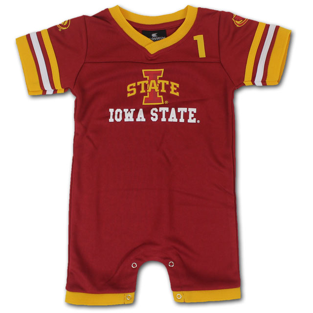 Image For Colosseum® Iowa State Onesie