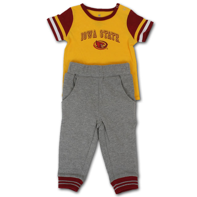 Image For Colosseum® Onesie and Pants Infant Set