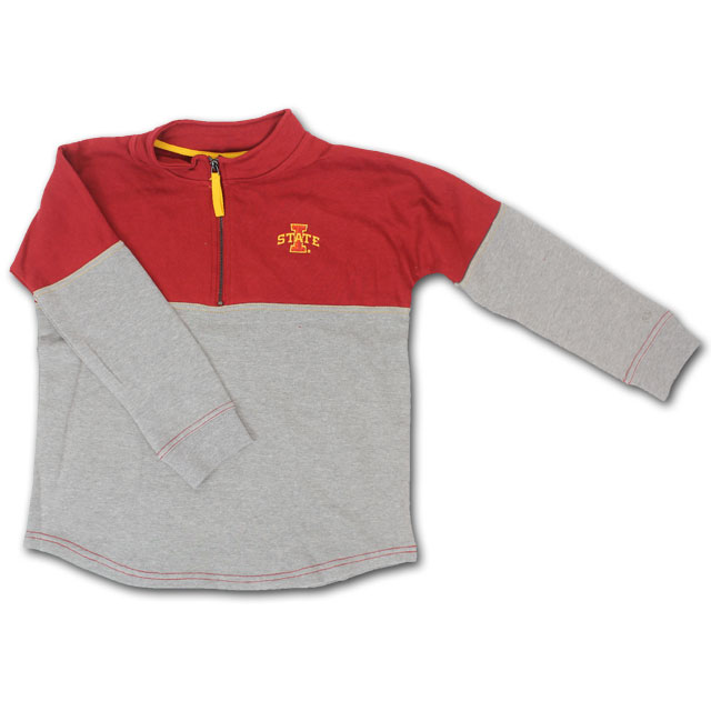 Image For Colosseum® Youth 1/2 Zip Pullover