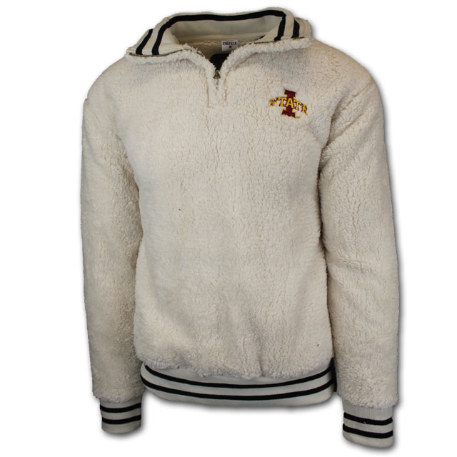 Image For 1/4 Zip Sherpa