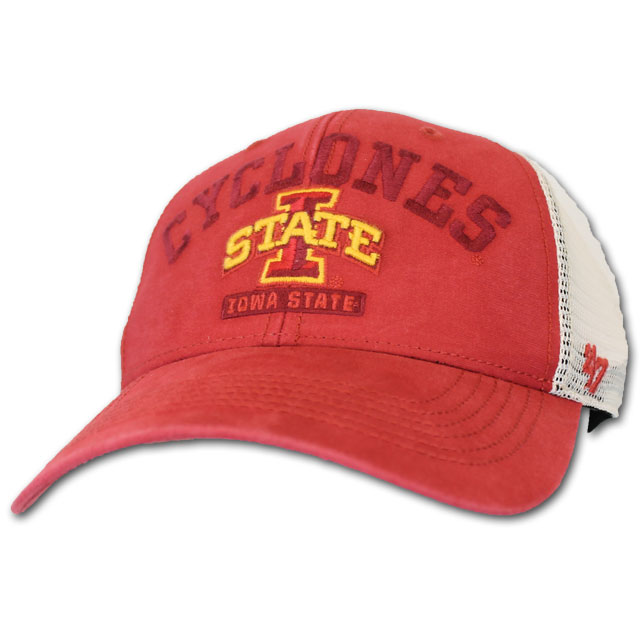 Image For '47 Brand I-State Mesh Cap (Cardinal)