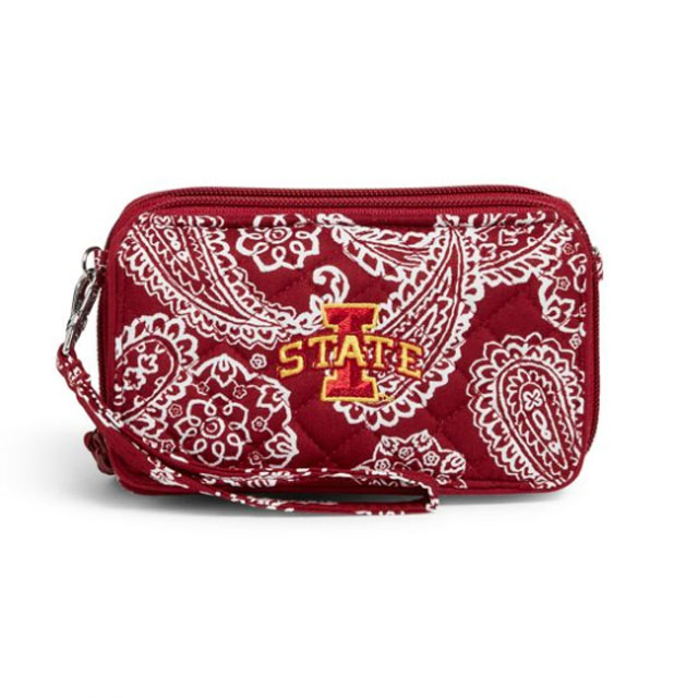 Cover Image For Vera Bradley® All In One I-State Crossbody