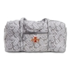 Image for Vera Bradley® Travel Duffel Bag (Grey)