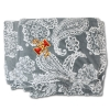 Image for Vera Bradley® I-State Throw Blanket (Grey)