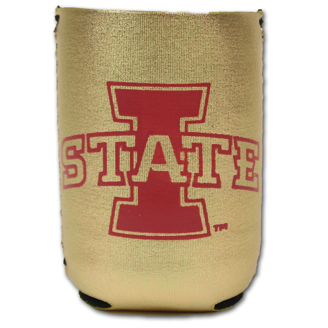 Image For Metallic Gold I-State Koozie