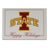 Image for ISU Happy Holidays Greeting Card 10pk