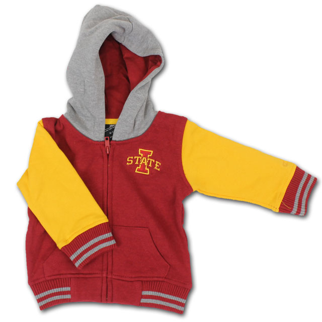 Image For Colosseum® Toddler Full Zip Hooded Sweatshirt