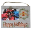 Image for Happy Holiday's Clip Picture Frame
