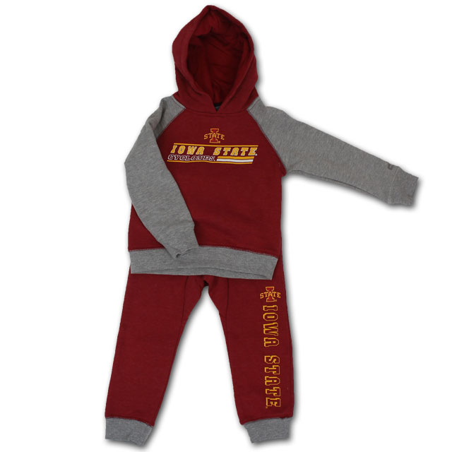 Image For Colosseum® Toddler Sweatshirt and Sweatpants Set