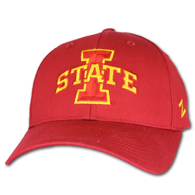 Image For I-State Cap (Cardinal)