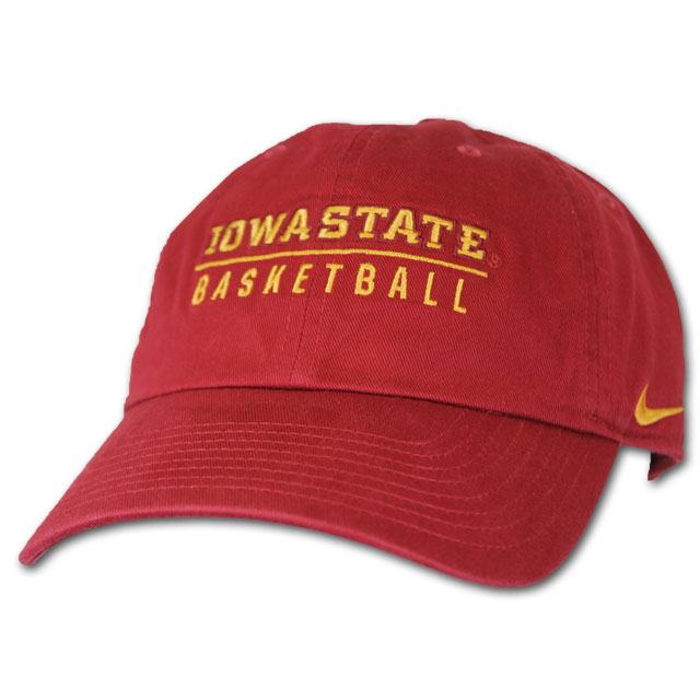 Cover Image For Nike® Iowa State Basketball Cap