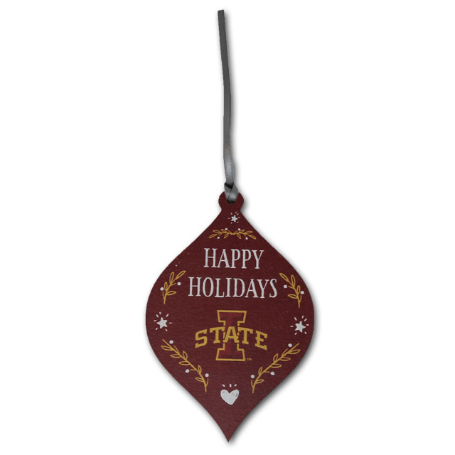 Image For Happy Holidays Ornament