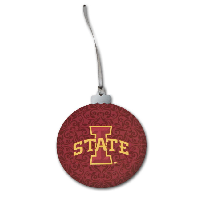 Image For I-State Bulb Ornament