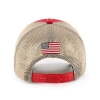 Cover Image for '47 Clean Up OHT Red USA Trawler Cap