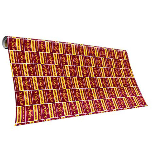Image For Iowa State Wrapping Paper