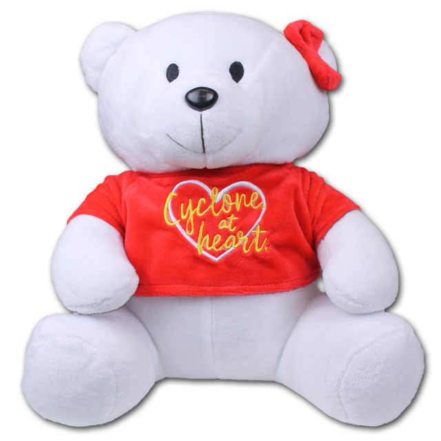 Image For I-State Teddy Bear *WAS $21.99