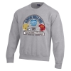 Image for 2019 Camping World Bowl Matchup Grey Crew Neck Sweatshirt