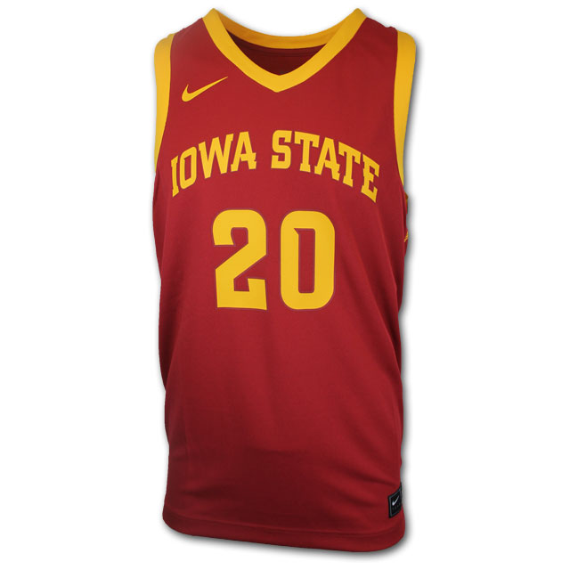 Cover Image For Nike® 2020 Basketball Jersey* WAS $75.00