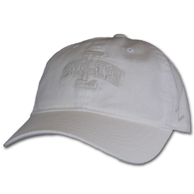 Cover Image For Zephyr® White I-State Cap