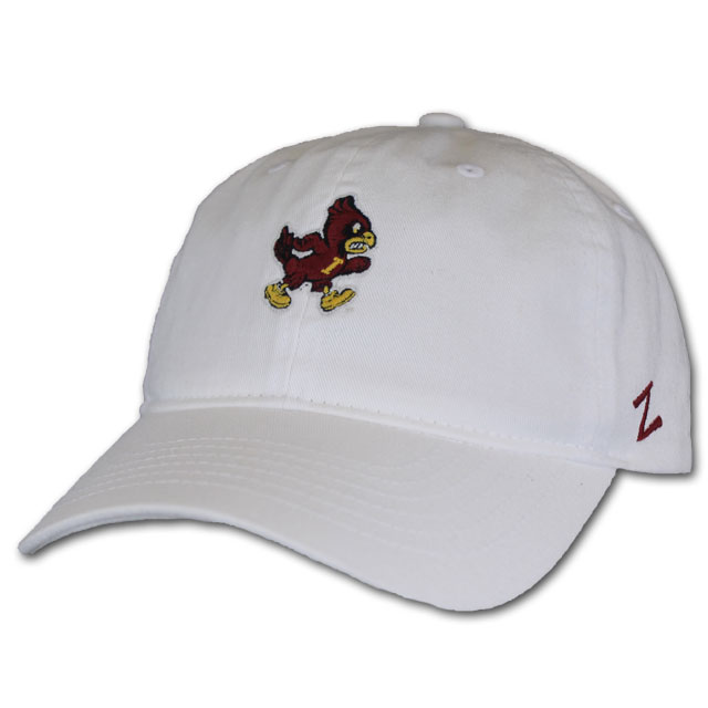 Cover Image For Zephyr® White Mini Walking Cy Cap